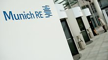 Niedrigzinsen und Großschäden: Hannover RE zeigt Munich Re die Richtung