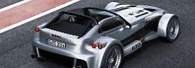 Dutch Dynamite: Donkervoort bringt agilen D8 GTO-RS