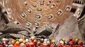 Ein Jahrhundertbauwerk ist fertig: Der Gotthard ist bezwungen