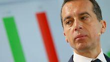 Christian Kern wird wohl neuer Kanzler in Wien.