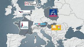 Angst und Fremdenfeindlichkeit: Europas Wähler rücken nach rechts