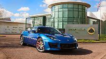 Für 100.500 Euro kann der Lotus Evora 400 in der Hethel-Edition bestellt werden.