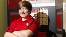Pflaster aus dem Automaten: 14-jähriger Erfinder lehnt Millionen-Deal ab