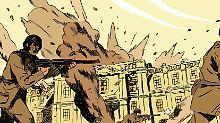 Neue Comics aus Frankreich: Alte Knacker und andere Revolutionäre