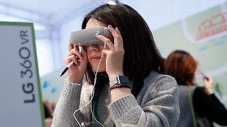 Gelungene Premiere?: Die LG 360 VR ist anders
