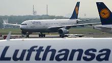 Lufthansa-Flug aus München: Airbus blockiert Landebahn in Mumbai