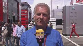 """Danner zum Qualifying in Barcelona: """"Was wir gesehen haben, ist schlichtweg eine Sensation"""""""
