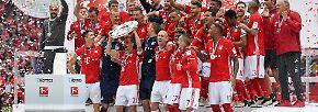 Kuriose Furcht vor den Fans: FC Bayern flüchtet von eigener Meisterfeier