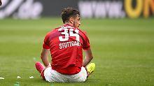 Erstliga-Aus nach 41 Jahren: Stuttgart steht unter Schock