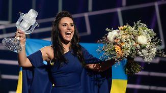 Bitterer letzter Platz für Jamie-Lee: Hochpolitische Ballade aus der Ukraine gewinnt den ESC