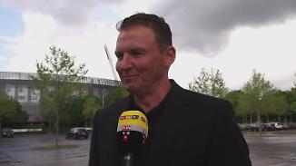 """Frank Rost über Werder Bremen: """"Ich fand das Tor war sehr glücklich"""""""