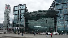 Berliner Hauptbahnhof wird zehn: Hinter den Kulissen des Glaskolosses
