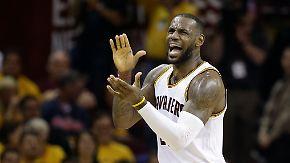 Lebenslanger Werbedeal: Nike lässt für LeBron James Riesensumme springen