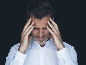 Bei den Kopfschmerz-Attacken reagieren fast 80 Prozent der Migränepatienten sehr empfindlich auf Licht.