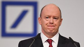 Cryan offiziell neuer Chef: Deutsche-Bank-Mitarbeiter zittern um ihre Jobs