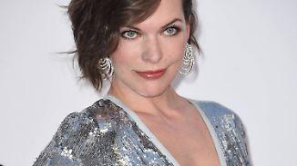 Aids-Gala in Cannes: Promi-Damen lassen es glitzern für den guten Zweck