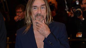 Promi-News des Tages: Iggy Pop lässt in Cannes nackte Tatsachen sprechen