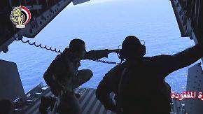 Absturz von Flug MS804: Ägyptens Militär findet Körper- und Trümmerteile