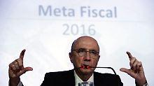 Schocktherapie und Reformen: Wirtschaft hofft auf Wende in Brasilien