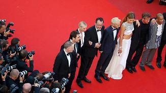 """Eiszeit bei """"The Last Face""""-Premiere: Sean Penn und Charlize Theron meiden sich in Cannes"""