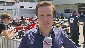 """Nico Holter zu schwerem Formel-3-Crash: """"Li konnte nicht aussteigen"""""""