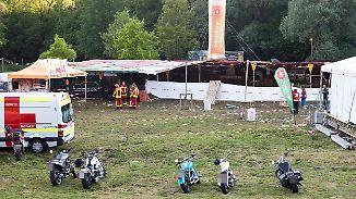 Drei Tote bei Amoklauf in Österreich: Mann schießt auf Rockkonzert um sich