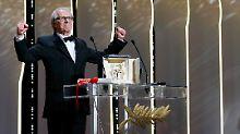 Ade geht in Cannes leer aus: Sozialdrama gewinnt Goldene Palme