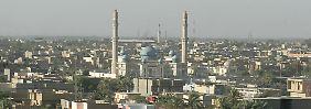 Rückeroberung vom IS geplant: Iraker starten Angriff auf Falludscha