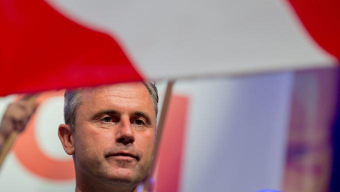 Die Bundespräsidentenwahl hat FPÖ-Vize Norbert Hofer verloren - der Rechtsruck ist aber nicht vorbei.
