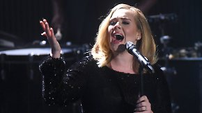 Plattenvertrag mit Sony: Adele wird zur bestbezahlten Sängerin weltweit