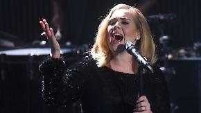 Plattenvertrag mit Sony: Adele wird zur bestbezahlten Sängerin weltweit