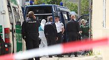 Verdächtige melden sich: Ermordete Paar Studentin in Dessau?