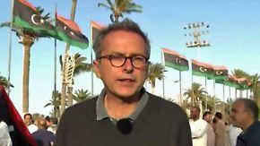 Dirk Emmerich vor Ort in Tripolis: Schlepper haben in Libyen ein leichtes Spiel