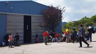 Leben nach Idomeni: Flüchtlinge beklagen Zustände in griechischen Auffanglagern