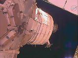Praxis-Test im All: Aufblasen von ISS-Wohnmodul geht schief