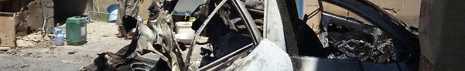 Der Tag: 21:45 USA: 70 IS-Kämpfer sterben bei Luftangriffen