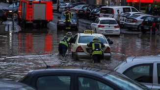 Wetterchaos in mehreren Bundesländern: Meteorologen warnen vor weiteren Unwettern