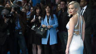 Promi-News des Tages: Jennifer Lawrences Po löst mörderischen Steinschlag aus