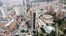 Mitten in Bogotá: Polizei befreit 200 Sex-Sklavinnen