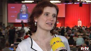 """Kipping im ntv-Interview: """"Die Linke ist die soziale Schutzmacht im Alltag"""""""