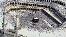 Keine Einigung mit Riad: Iraner dürfen nicht nach Mekka reisen