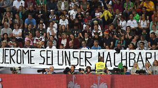 Reaktion auf Gauland-Äußerung: Fans wollen Boateng als Nachbarn