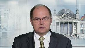 """Schmidt über Hilfen für Milchbauern: """"Wir reden hier von dreistelligen Millionenbeträgen"""""""