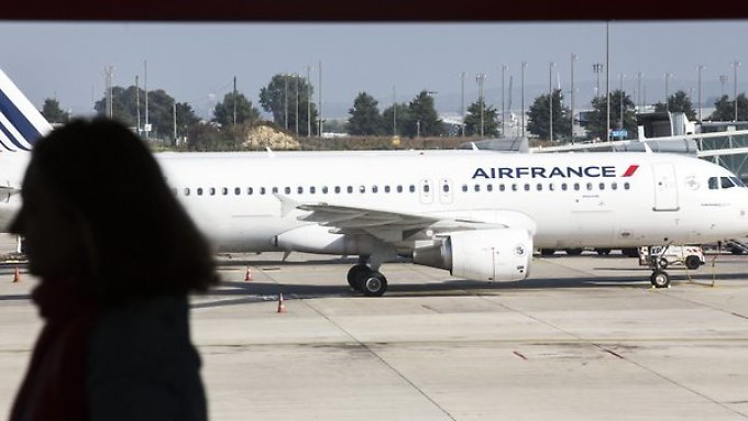 Flugausfälle zur Fußball-EM?: Air-France-Piloten kündigen Streik an ...