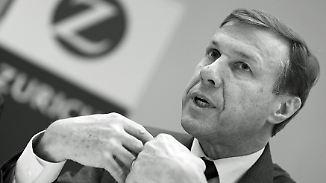Spekulation über Depressionen: Früherer Zurich-Chef Senn begeht Selbstmord