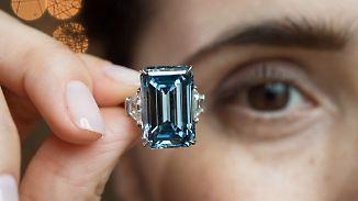 Anleger's best friend: Preise für Diamanten ziehen wieder an