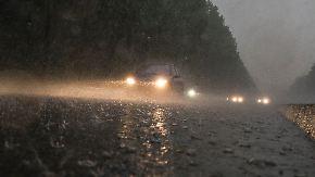 Unwettergefahr noch nicht gebannt: Neues Tief nistet sich in Deutschland ein