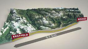 Jahrhundertbauwerk und Wirtschaftsmotor: Die wichtigsten Fakten rund um den Gotthard-Basistunnel