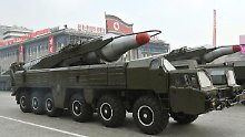 """""""Produkt feindseliger Kräfte"""": Nordkorea will UN-Kritik nicht hören"""