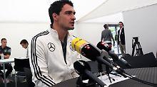 + Fußball, Transfers, Gerüchte +: Hummels steigt frühestens gegen Polen ein